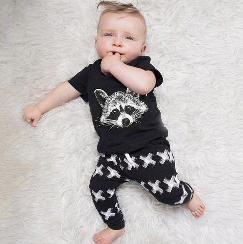 Conjunto de Bebê Fox
