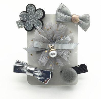 Kit de laços prata