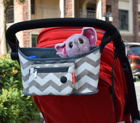Bolsa organizadora para carrinho de bebë