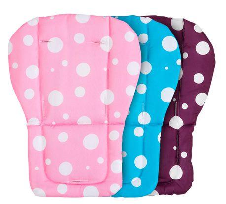 Almofada Conforto Extra para Carrinho de Bebê