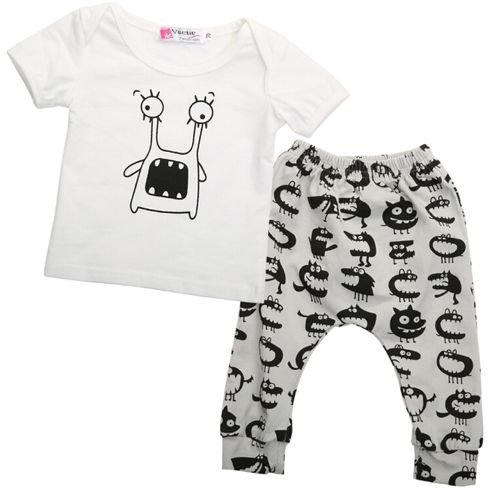 Conjunto baby monster