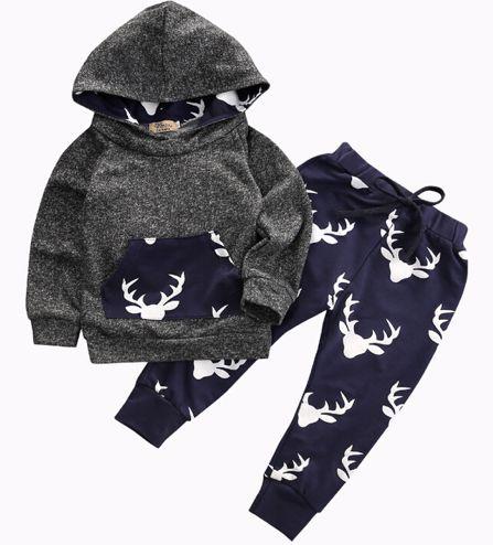 Conjunto de Bebê - Baby Deer