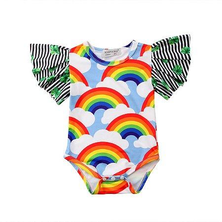 Maiô rainbow