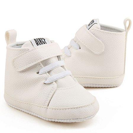 Tênis de bebê - Dad Shoes white