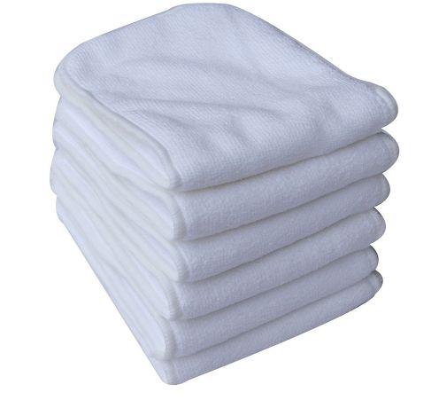 Kit de absorvente ecológico - 3 camadas
