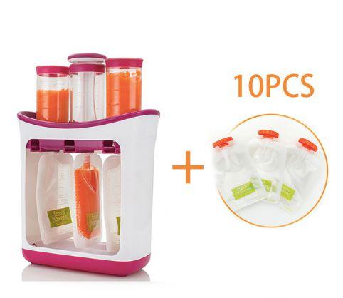 Squeeze Maker armazenador de alimentos