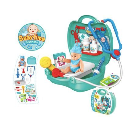 Maleta Pediatra