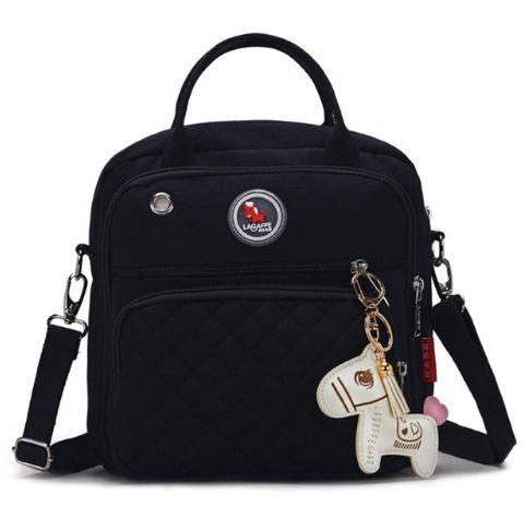 Bolsa Mami Bag - ALL BLACK (preta)