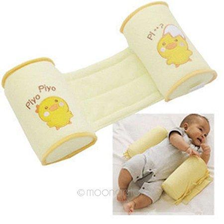 Almofada Posicionadora para bebê - Anti rolamento