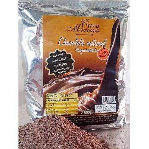 Chocolate Ouro Moreno Fragmentado