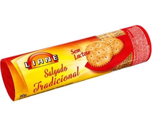Biscoito Cracker Tradicional Liane