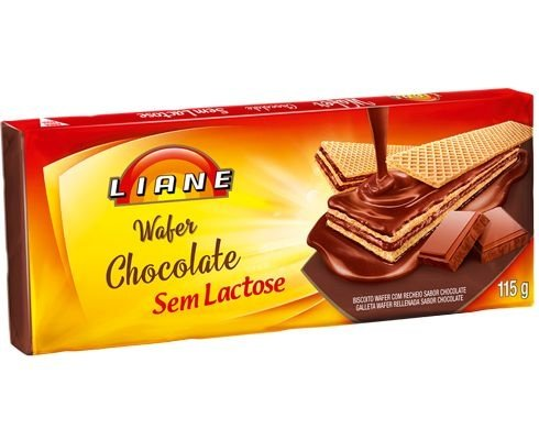 Waffer Chocolate Liane