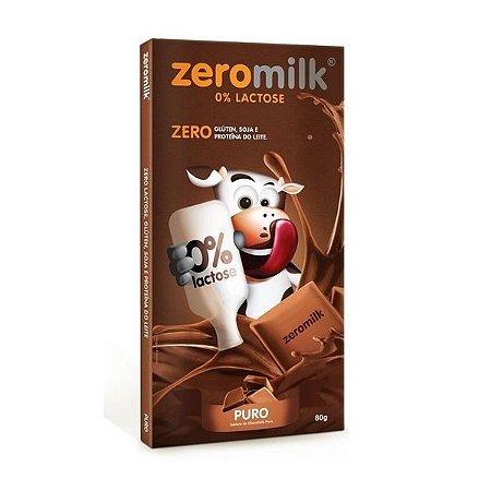 Zeromilk Puro 80gr