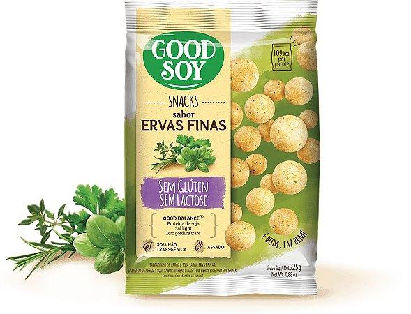 Snack de Ervas Finas Goodsoy 25g