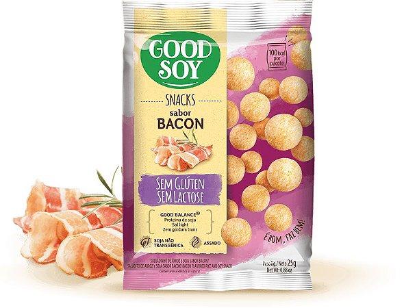 Snack de Bacon Goodsoy 25g