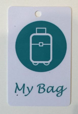 Tag Bagagem - My Bag