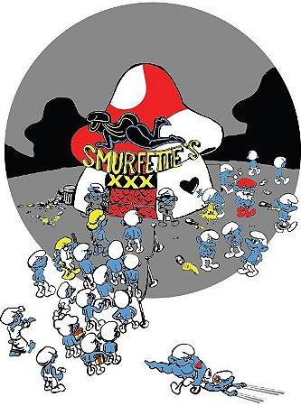 CAMISETA SMURFETTE'S
