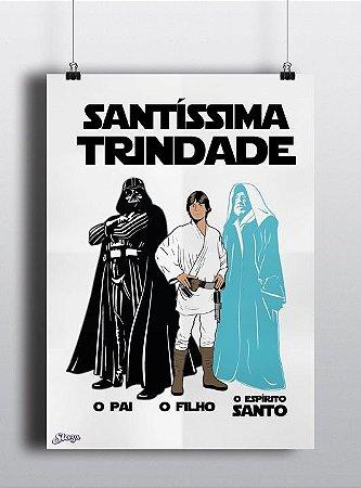 POSTER SANTÍSSIMA TRINDADE
