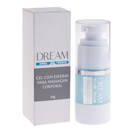Dream - Gel Retardante para Massagem com Microcápsulas