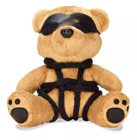 Ursinho Sado Billy - Bondage Bears