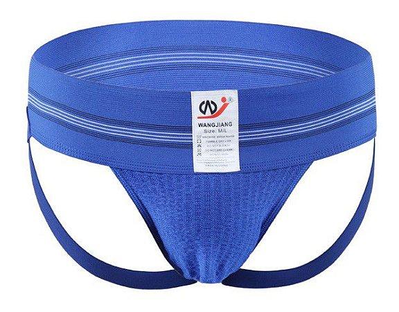 Jockstrap Sport - Importada - Azul