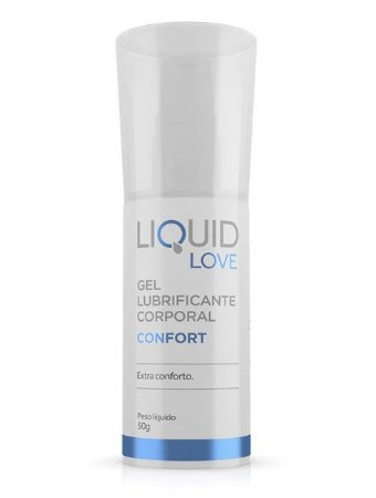 Lubrificante Base Silicone Confort Liquid Love