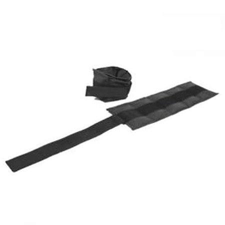 Caneleira profissional emborrachada 7 KG - Velcro Móvel ( PAR )
