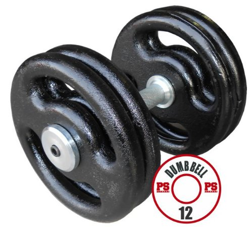 Dumbell de Ferro  12 KG (PAR)
