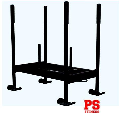 Trenó de Potência - CrossFit