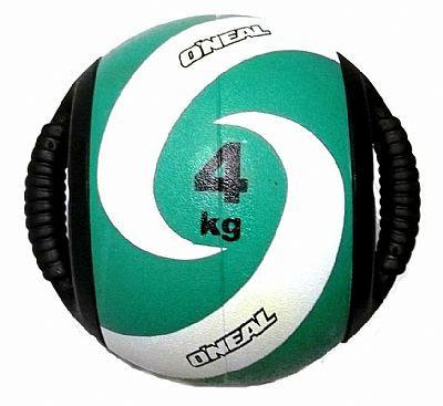 MEDICINE BALL C/ ALÇA 4KG