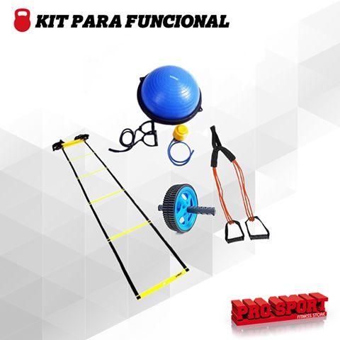 Kit Treinamento Funcional
