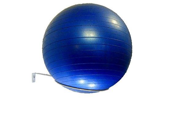 75121351ff Suporte Parede Bola de Pilates - Pro Sport Fitness Store