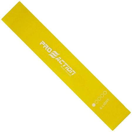 Mini Bands Amarelo Pro Action