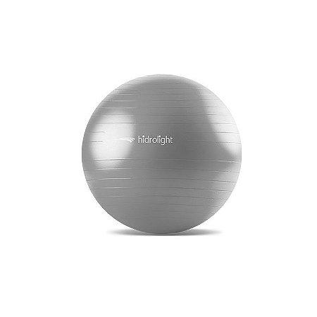 Bola Suiça de Pilates 75cm com bomba para inflar