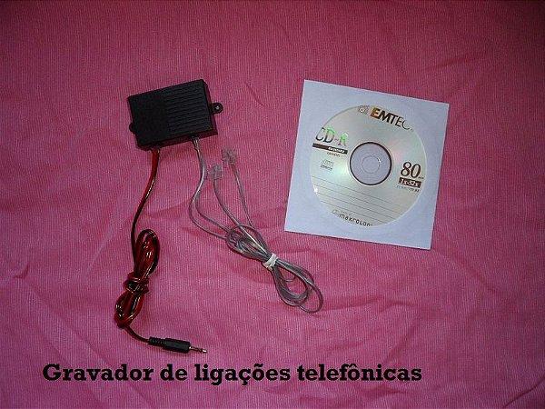 Gravador de ligações telefônicas