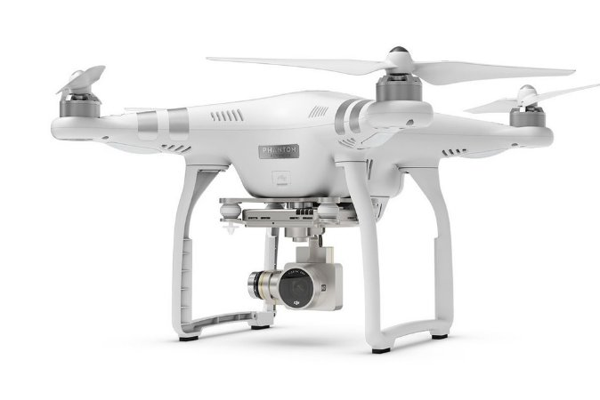 DJI PHANTON 3 - ADVANCED