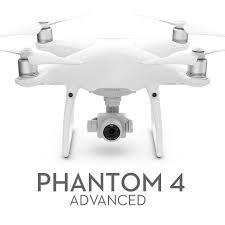 DJI Phantom 4 Advanced s/tela