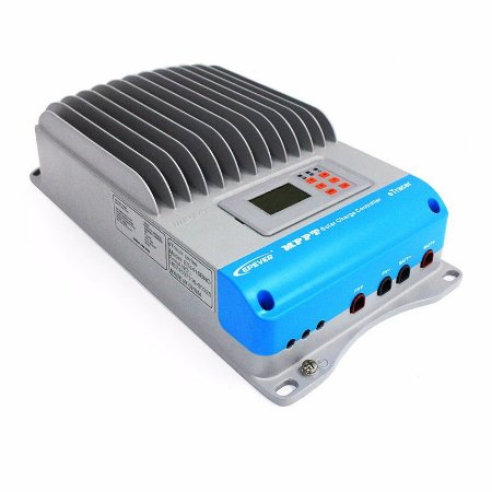 Controlador de Carga MPPT Epever eTracer- ET6415BND 60A 12/24/36/48V