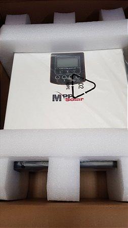 Inversor Hibrido Solar/ carregador OFF Gridd com controlador solar de 80A 3KVA
