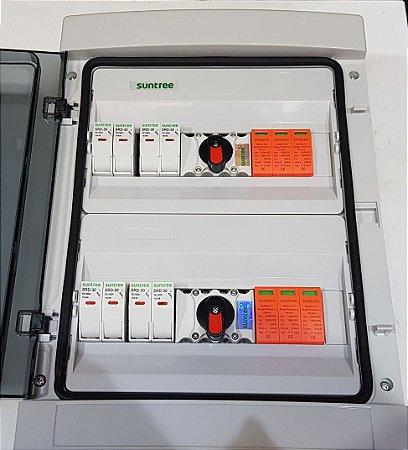 Stringbox  4 x 2 1000VDC  32A Suntree