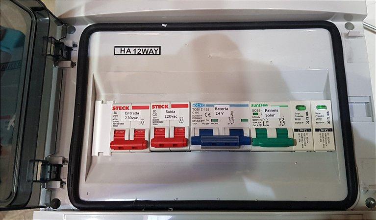 StringBox para Inversor Offgrid  3/5KV