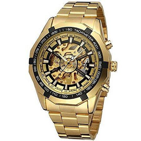 Relógio Automático Winner Skeleton