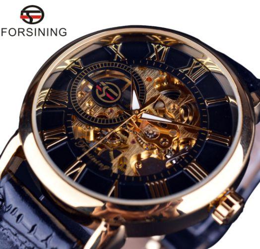 Relógio Forsining 3D Winner