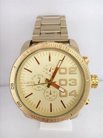 Relógio de Luxo Atlantis
