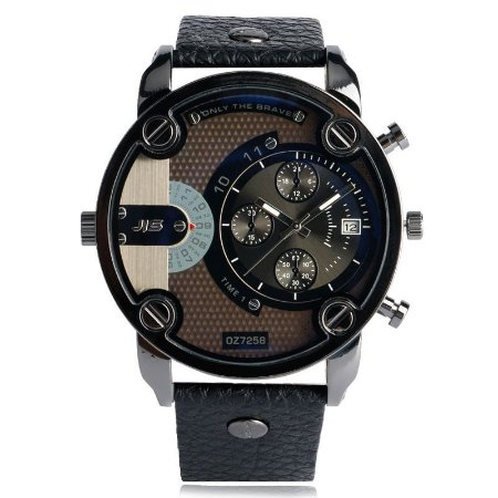 Relógio de Luxo Leopard JLS