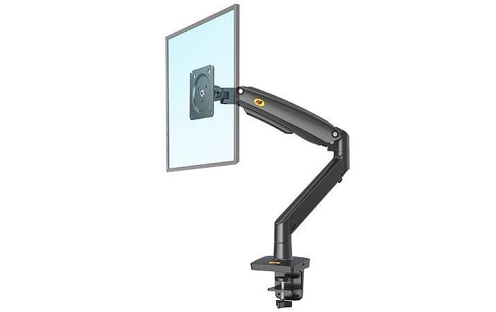 Suporte Monitor Gamer Articulado Ajuste Altura F100a 3a 12kg