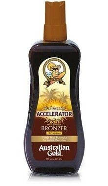 Accelerator Spray Gel Instant Bronzer