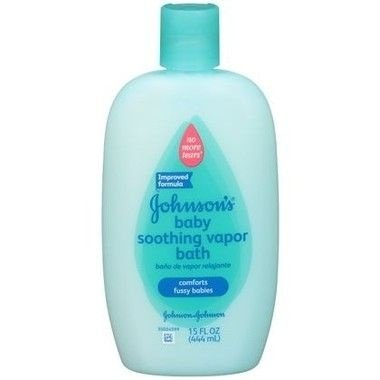Baby Soothing Vapor Bath