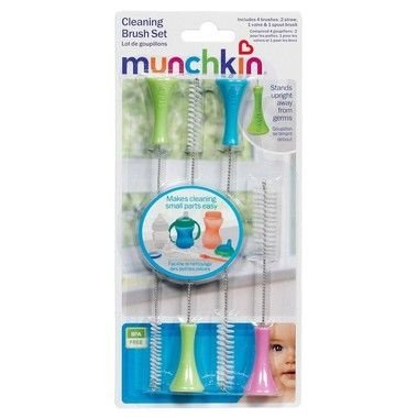 Cleaning Brush Set Munchkin