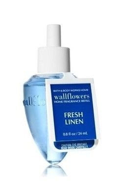 Fresh Linen Wallflowers Fragrance Refill